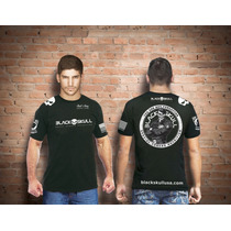 Nova Camiseta - Dry Fit ( Bope ) - Black Skull