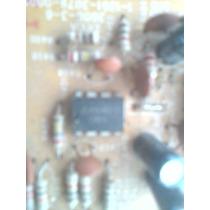 Circuito Pre Amplificador De Audio Con Opcion De Eco