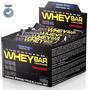 Whey Bar Low Carb - 24 Un. - Probiótica - Barra De Proteina