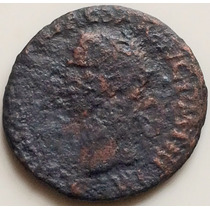 Moeda Antiga Do Império Romano - As Do General Agrippa