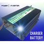 Cargador Batería 12vdc/220vac 30a Inteligente - Full Automat