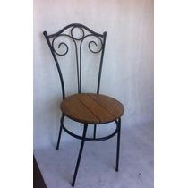 Cadeira Rustica Em Ferro