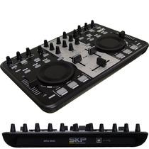 Controladora Skp Pro Audio Workstation Dj Smx 800 Maxcomp