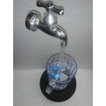 Fonte De Água Com Torneira Mágica Para Decoração