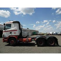 Scania R124 / 420 6x2 Ano 2007 / 2007 - Caminhao Semi-novo