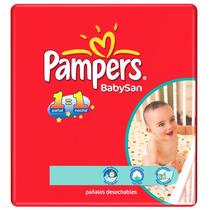 Pañales Pampers Babysan (pequeño 72 Pañales)