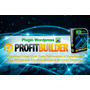 Plugin Profit Builder Wordpress - Optin - Paginas De Captura
