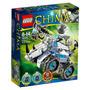 Lego Chima El Lanzador De Rocas De Rogon 8-14 Años Oferta
