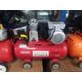 Compresora Aire 30 Litros 1hp Horizontal Daitek Pro2030