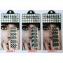 Kit De Sticker Calcomania Decorativa Para Uñas
