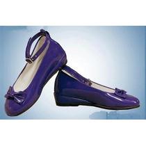 Zapatos Amuleto Corona Pedrería Princesa Sofía Envio Gratis