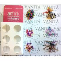 Decoración Arthink Wild Nature Organic Nails Uñas Acrílico