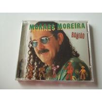 Cd - Moraes Moreira - Bahião Com H