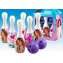 Bowling Violetta Original Con Accesorios Lelab 7242