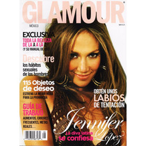 Glamour - Jennifer López - Hábitos Sexuales, Deseo, Trabajo