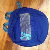 Mochila Azul Francia Marca Kio