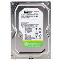 Hd Western Digital 500gb Sata 3gbs Pc 7200rpm Wd Green Lote