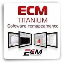 Ecm Titanium V1.61 Editor Chiptuning Para Potenciar, Español
