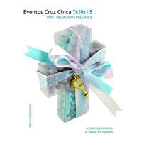 24 Cajas De Acetato En Forma De Cruz,caja De Cruz,caja Mica