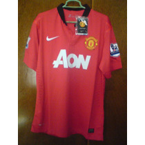 Jersey Nike Manchester United 2013 - 2014 M