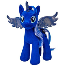 My Little Pony Princess Luna Muñeco Peluche Build A Bear