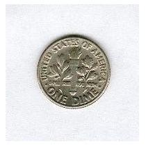 Estados Unidos Moneda 1 Dime - 1981