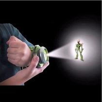 Relógio Ben 10 Omnitrix Lluminator Bandai Pronta Entrega