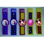 Pulseras Brazaletes Reloj De Foami Personalizados Cotillón
