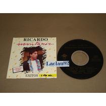 Ricardo Montaner Exitos Y Algo Mas 1994 Rodven Cd