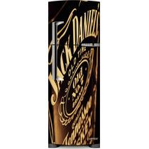 Adesivo Geladeira Jack Daniels Old Time # 14 (frigobar)