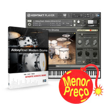 Livraria Native Instruments - Abbey Road | Modern Drummer