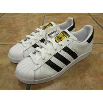 Adidas Super Star Blancos 100% Original De Dama Y Caballero