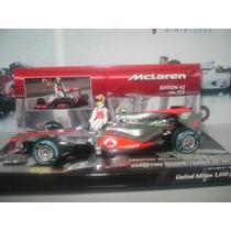 1:43 Hamilton Mclaren Mercedes Mp4-25 Formula 1 Gp Canada 10