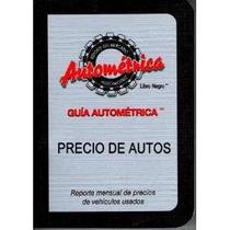 * Guia Autometrica 2016; Envios Todo Mex. Entrega Puebla.pue
