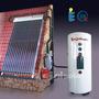 Termo Solar Y Electrico Calefactor 200 Litros
