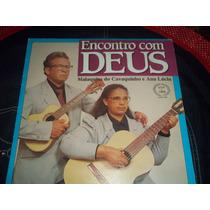 Lp Vinil Malaquias Do Cavaquinho E Ana Lúcia Encontro Com D.