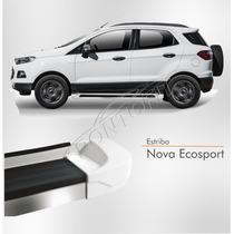 Estribo Nova Ecosport 2012 2013 2014 2015 2016 Branco Artico