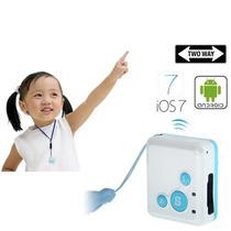 Celular Comunicador Y Localizador Gps Para Niños Sos Mini