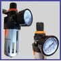 Regulador De Presion / Trampa Agua Compresor