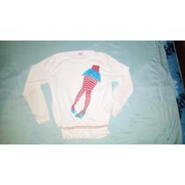 Ropa Para Niñas, Blusas, Chaquetas Y Sweater (toreritas)