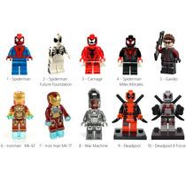 Lego Marvel Dc Star Wars Compatível