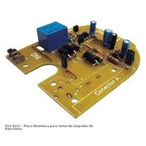 Placa P/ Limpador Vidro Dt 12v 5t Temporizador S10 Blazer