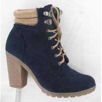 Zapato Dama Mujer Botin Tacon Dorothy Gaynor