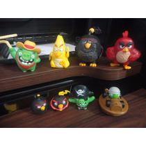 Lote De Figuras De Los Angry Bird