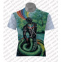 Camiseta Orixás - Oxumare