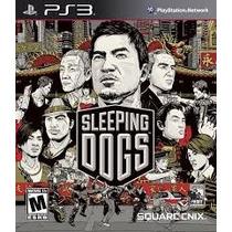 Ps3 - Sleeping Dogs - Míd Fís - Original - Semi