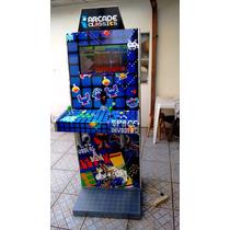 Maquina De Fliperama Nova Multi-games Com 1.200 Jogos