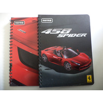 Cuaderno Profesional Norma Ferrari Doble Aro Plastificado