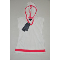 Vestido Infantil Feminino Tommy Hilfiger -original Importado