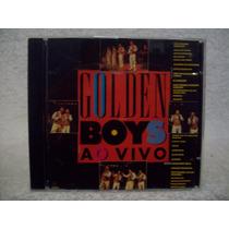 Cd Golden Boys- Ao Vivo- Som Livre